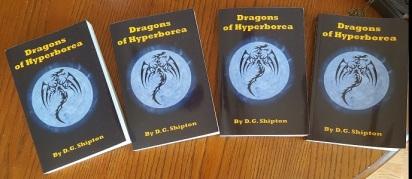 Dragons proof copies in